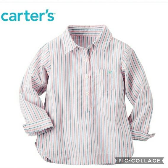 Camisa Infantil Carters