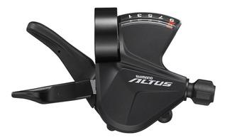 Shifter Derecho Shimano M2010 Abrazadera Y Visor 9v - Ciclos