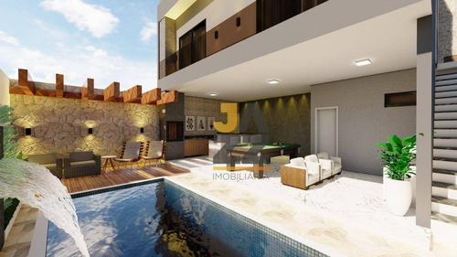 Imagem 1 de 6 de Casa Com 3 Dormitórios À Venda, 198 M² Por R$ 990.000,00 - Parque Ibiti Reserva - Sorocaba/sp - Ca14511
