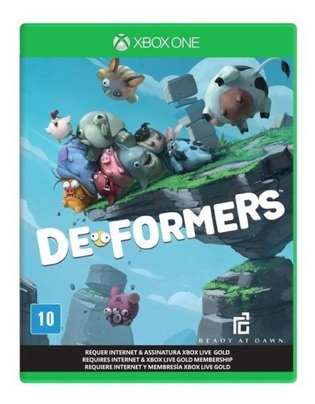 Jogo Midia Fisica De Formers Original Para Xbox One