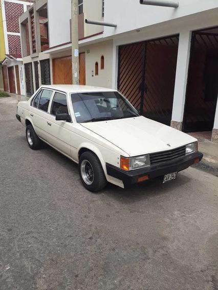 Solo Conocedores Toyota Corona 1985 Motor 3t Solo Gasolina