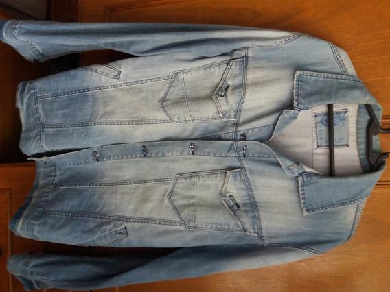 Jaqueta Siberian Jeans Tamanho M