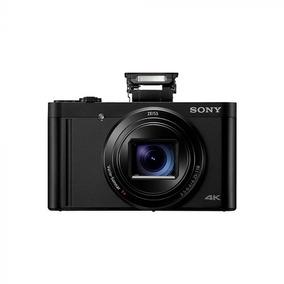 Câmera Sony Dsc-wx800 Bluetooth Preta 100% Original