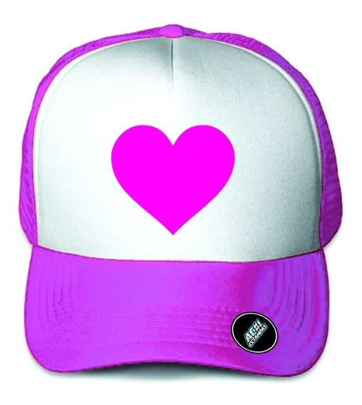 Gorra Mabel Gravity Falls Corazon - Cosplay - Ac Estampas