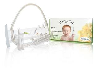 Babyvac Aspirador Nasal Para Tu Bebé Certificado, Baby Vac