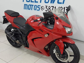 Kawasaki Ninja 250r 2009/09 Vermelho