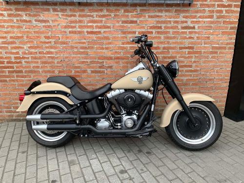 Imagem 1 de 8 de Harley Davidson Fat Boy Special 2014 Impecável