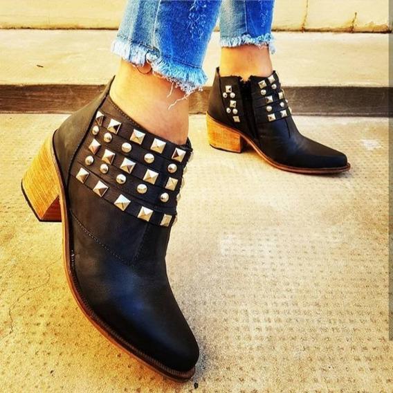 Zapatos De Cuero Nuevos!