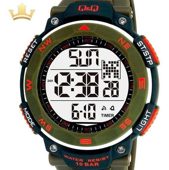 Relógio Q&q By Japan Masculino M124j003y C/ Garantia E Nf