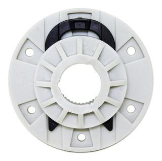 Suporte Cesto E Trava Plástica Lavadora Brastemp - W10647948