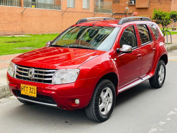 Renault Duster 2015 Automatica 4x2