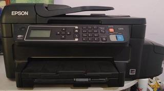 Impresora Epson L655 Wifi, Multifuncion, Ecotank