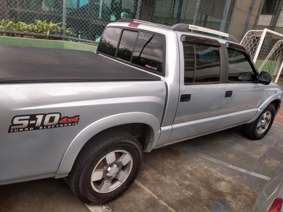 Chevrolet S10 Cabine Dupla 4x4