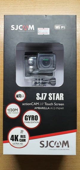 Sjcam Sj7 Star (usada)