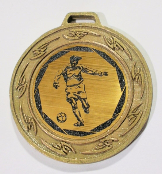 Medalla De Futbol