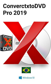 Convertxtodvd Pro 2019