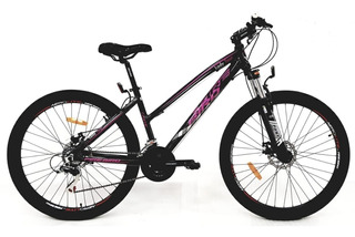 Bicicleta Fire Bird Mountain Bike Dama Aluminio Rodado 27,5