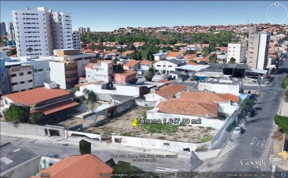 Terreno À Venda, 1647 M² Por R$ 4.119.750 - Papicu - Fortaleza/ce - Te0114