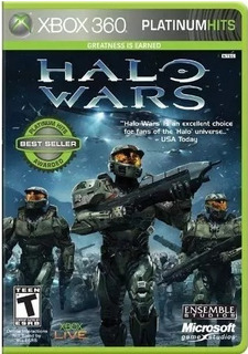 Halo Wars Platinum Hits Xbox 360