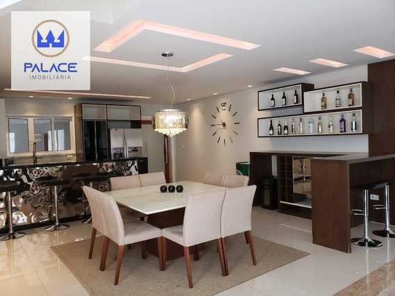 Casa Com 3 Dormitórios À Venda, 298 M² Por R$ 650.000,00 - Santa Terezinha - Vila Sônia - Piracicaba/sp - Ca0100