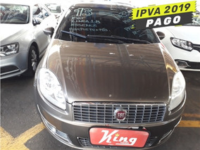 Fiat Linea 1.8 Essence 16v Flex 4p Manual