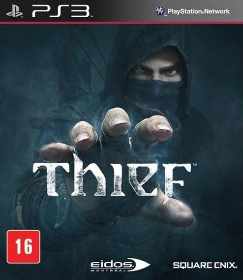 Thief - Psn Ps3 Play 3 Pronta Entrega