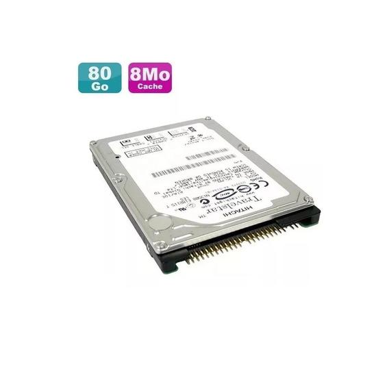 Hd Ide 80 Gb Hitachi Pra Notebook