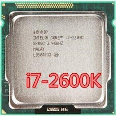 Processador Intel Core I7 2600k Lga 1155