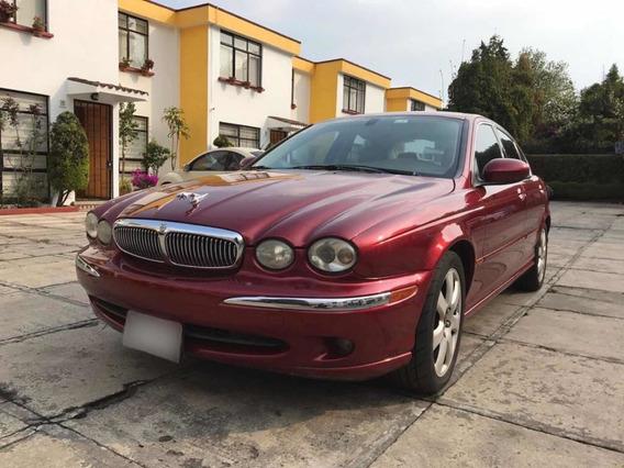 Jaguar X-type 2.5 V6 At 2004
