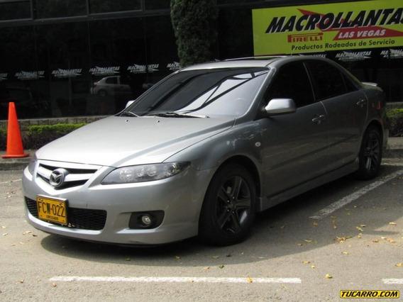 Mazda Mazda 6 Sr Sedan 2300 Cc