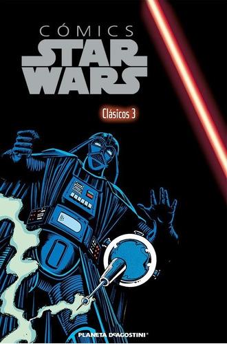 Cómics Star Wars  Libro 3 - Clasicos 3 / Planeta Deagostini