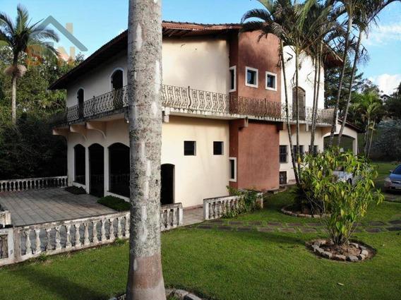 Sítio Com 6 Dormitórios À Venda, 157500 M² Por R$ 1.499.900,00 - Pouso Alegre - Santa Isabel/sp - Si0002
