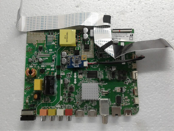 Placa De Sinal Ph32b51dsgw Completa Flat E Placa Wifi