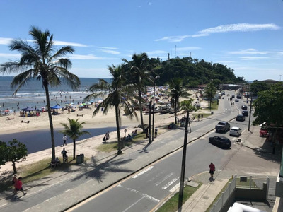 Apartamento Para Locação Temporada No Brejatuba Em Guaratuba - 1604