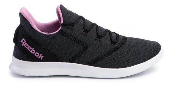 Zapatillas Mujer Reebok Evazure Lite 2.0 Negro/rosa
