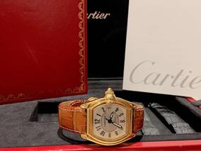 Cartier Roadster De Ouro Large , Puls. Extra E Completo!!