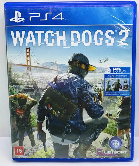 Watch Dogs 2 Ps4 Português Alemão Games