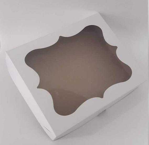 50 Caixas P Trufas, Presentes, Artesanato (19x23x4,5 Cm)