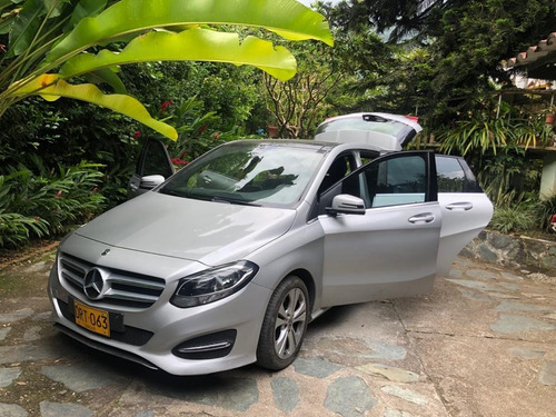 Vendido Mercedes Benz Clase B-180 Turbo Modelo 2018