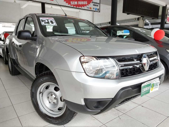 Renault Duster Oroch 1.6 16v Expression Sce 4p 2020