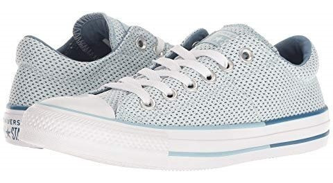 Tenis Mujer Converse Chuck Taylor Madison Azul Color Pop