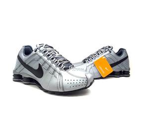Tênis Nike Sxhox Junior 4 Molas Importado Top Ft Original