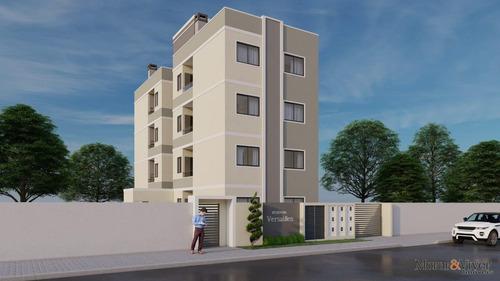 Imagem 1 de 15 de Apartamento Para Venda Em Pinhais, Vargem Grande, 2 Dormitórios, 1 Banheiro, 1 Vaga - Pin3300_1-1590759