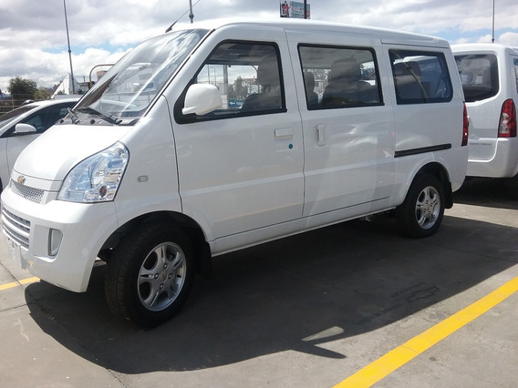 Camioneta Van N300 Pasajeros Pluss Serv Especial