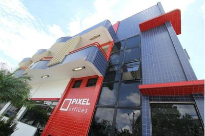 Sala Comercial Para Locação, Urbanova, São José Dos Campos - Sa0954. - Sa0954