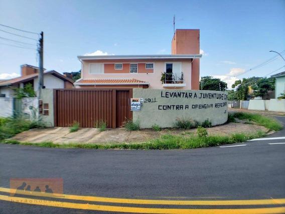 Casa Com 3 Suítes Para Alugar, 88 M² Por R$ 2.800/mês - Cidade Universitária - Campinas/sp - Ca0341