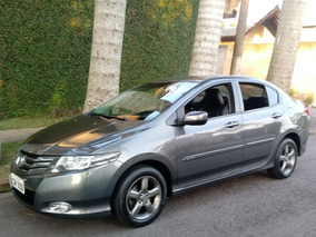 Honda City 1.5 Dx Flex 4p 2011