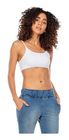 Top Body Curve Essential - Branco - Live!