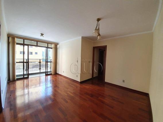 Apartamento Com 2 Dormitórios Para Alugar, 86 M² Por R$ 650,00/mês - Centro - Piracicaba/sp - Ap1851