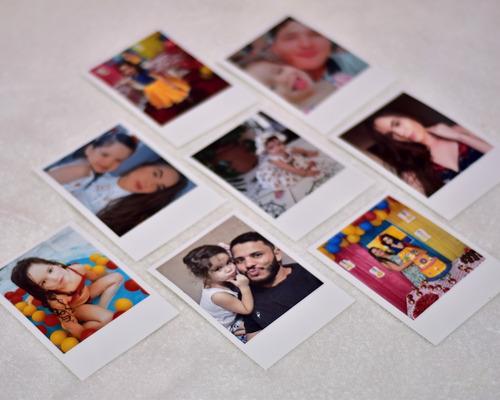 Imagem 1 de 7 de Revelação Em Modelo Polaroid